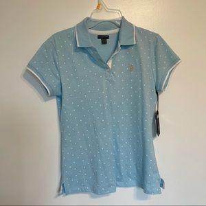 NWT Ladies U.S Polo shirt